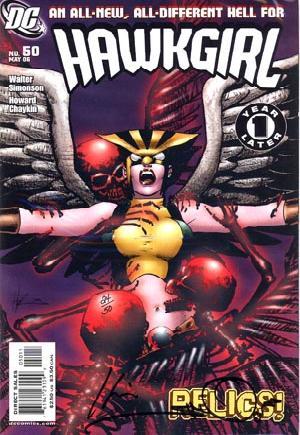 Hawkgirl (2006-2007)#50C