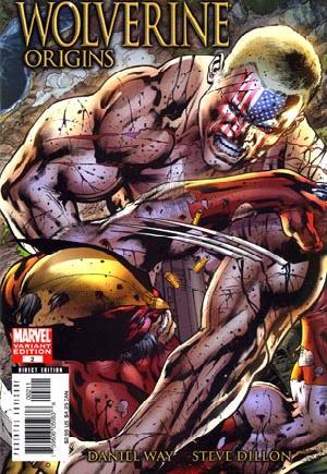 Wolverine: Origins (2006-2010)#2B