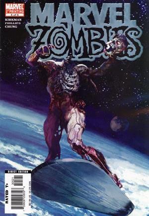 Marvel Zombies (2006)#5B