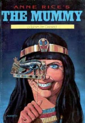 Anne Rice's The Mummy, or Ramses the Damned#7