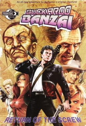 Buckaroo Banzai (2006)#1A