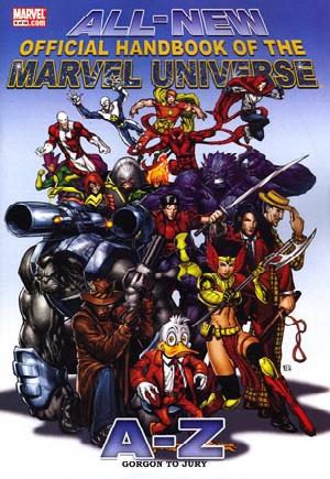 All-New Official Handbook of the Marvel Universe A to Z (2006-2007)#5