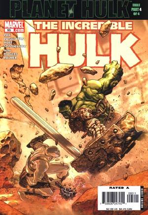 Incredible Hulk (2000-2008) #95