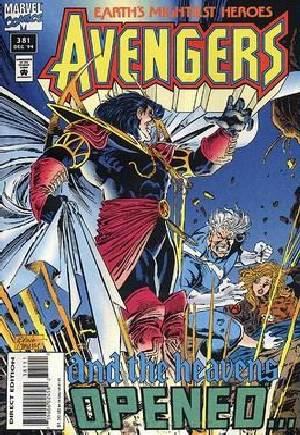 Avengers (1963-1996)#381B