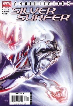Annihilation: Silver Surfer (2006)#3