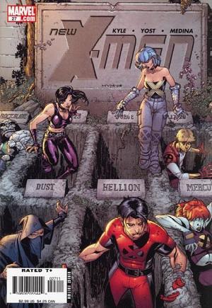 New X-Men (2006-2008)#27