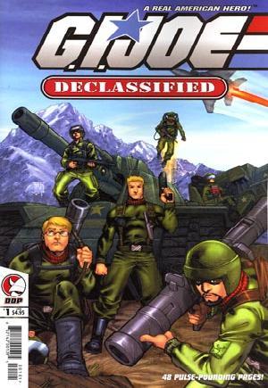 G.I. Joe: Declassified#1A