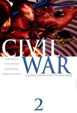 Civil War (2006-2007)#2A