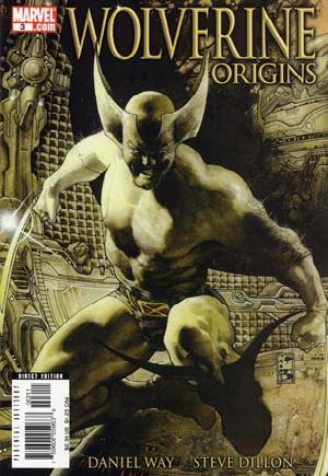 Wolverine: Origins (2006-2010)#3B