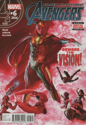 All-New, All-Different Avengers (2016-Present) #6B