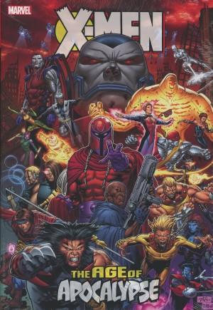 X-Men: Age of Apocalypse Omnibus#HCC