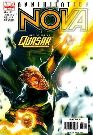Annihilation: Nova (2006)#3