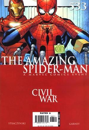Amazing Spider-Man (1999-2014)#533A