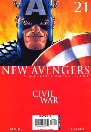 New Avengers (2005-2010)#21A