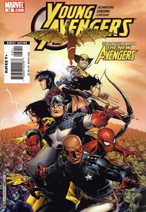 Young Avengers (2005-2006)#12