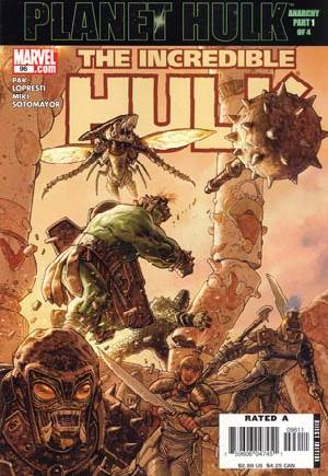 Incredible Hulk (2000-2008) #96