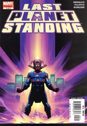 Last Planet Standing (2006)#5