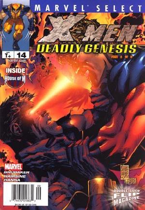 Marvel Select Flip Magazine#14