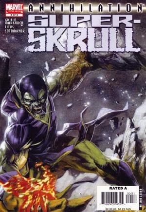 Annihilation: Super-Skrull (2006)#4
