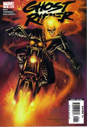 Ghost Rider (2006-2009)#1A