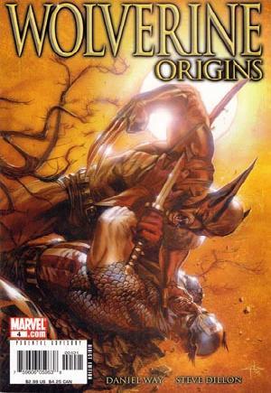 Wolverine: Origins (2006-2010)#4B