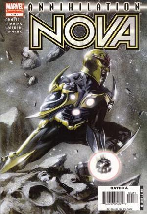Annihilation: Nova (2006)#4