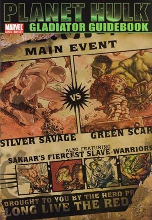 Planet Hulk: Gladiator Guidebook (2006)#One-Shot