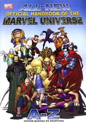 All-New Official Handbook of the Marvel Universe A to Z (2006-2007)#7