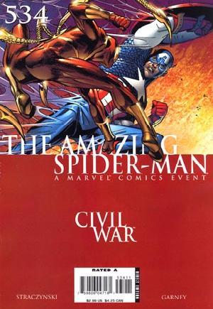Amazing Spider-Man (1999-2014)#534