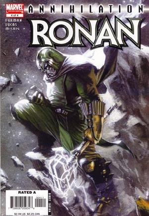 Annihilation: Ronan (2006)#4