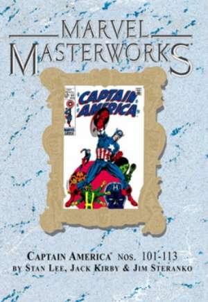 Marvel Masterworks: Captain America (2003-Present)#HC Vol 3B