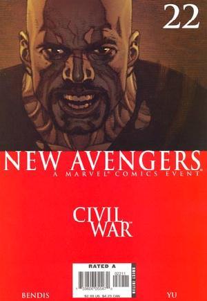 New Avengers (2005-2010)#22