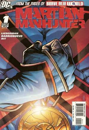 Martian Manhunter (2006-2007) #1