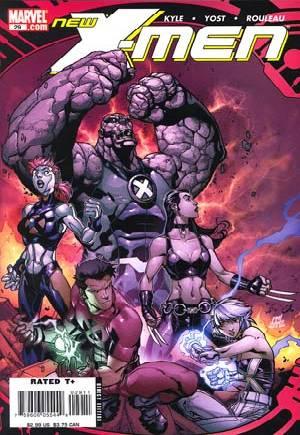 New X-Men (2006-2008)#29