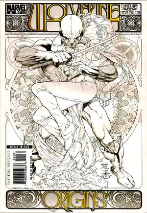 Wolverine: Origins (2006-2010)#5C