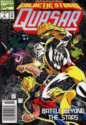 Quasar Special (1992)#2A