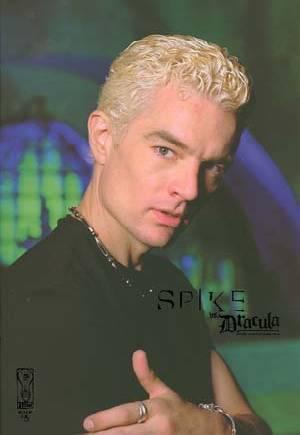 Spike vs. Dracula#5E