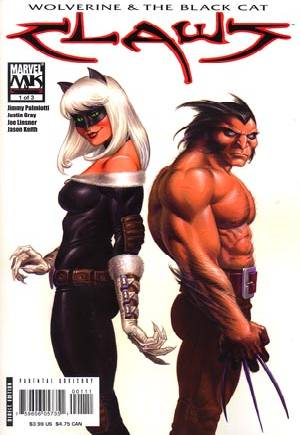 Claws (2006)#1