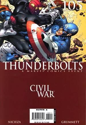Thunderbolts (1997-2003, 2006-2012)#105