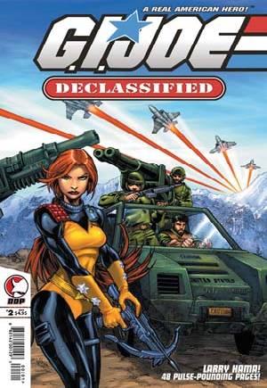 G.I. Joe: Declassified#2A