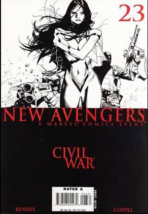 New Avengers (2005-2010)#23B
