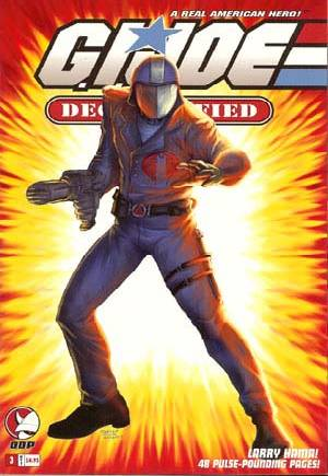 G.I. Joe: Declassified#3B