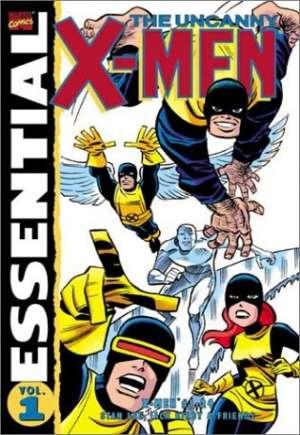 Essential Uncanny X-Men (1999)#TP Vol 1B
