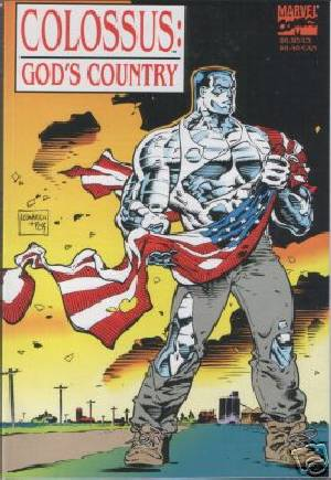 Colossus: God's Country #TP