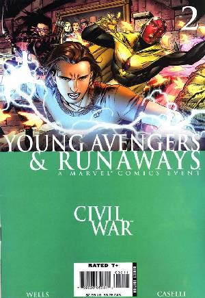 Civil War: Young Avengers & Runaways#2B