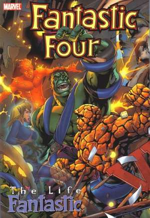 Fantastic Four: The Life Fantastic#TP