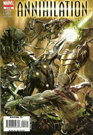Annihilation (2006-2007)#2