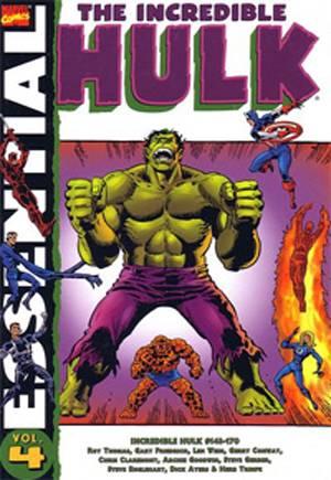 Essential Hulk (2002-Present)#TP Vol 4A