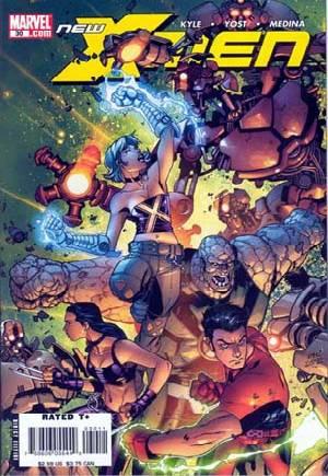 New X-Men (2006-2008)#30
