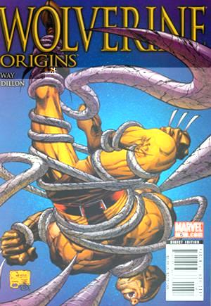 Wolverine: Origins (2006-2010)#6A